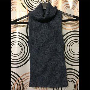 Abercrombie & Fitch Sleeveless Sweater Sz XS